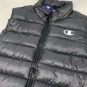New Champion Puffer Vest Large Lightweight Men's